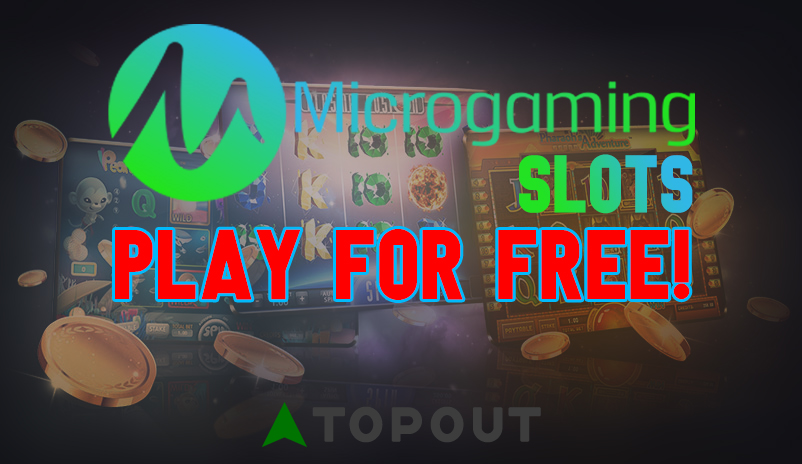 Microgaming online slots for free
